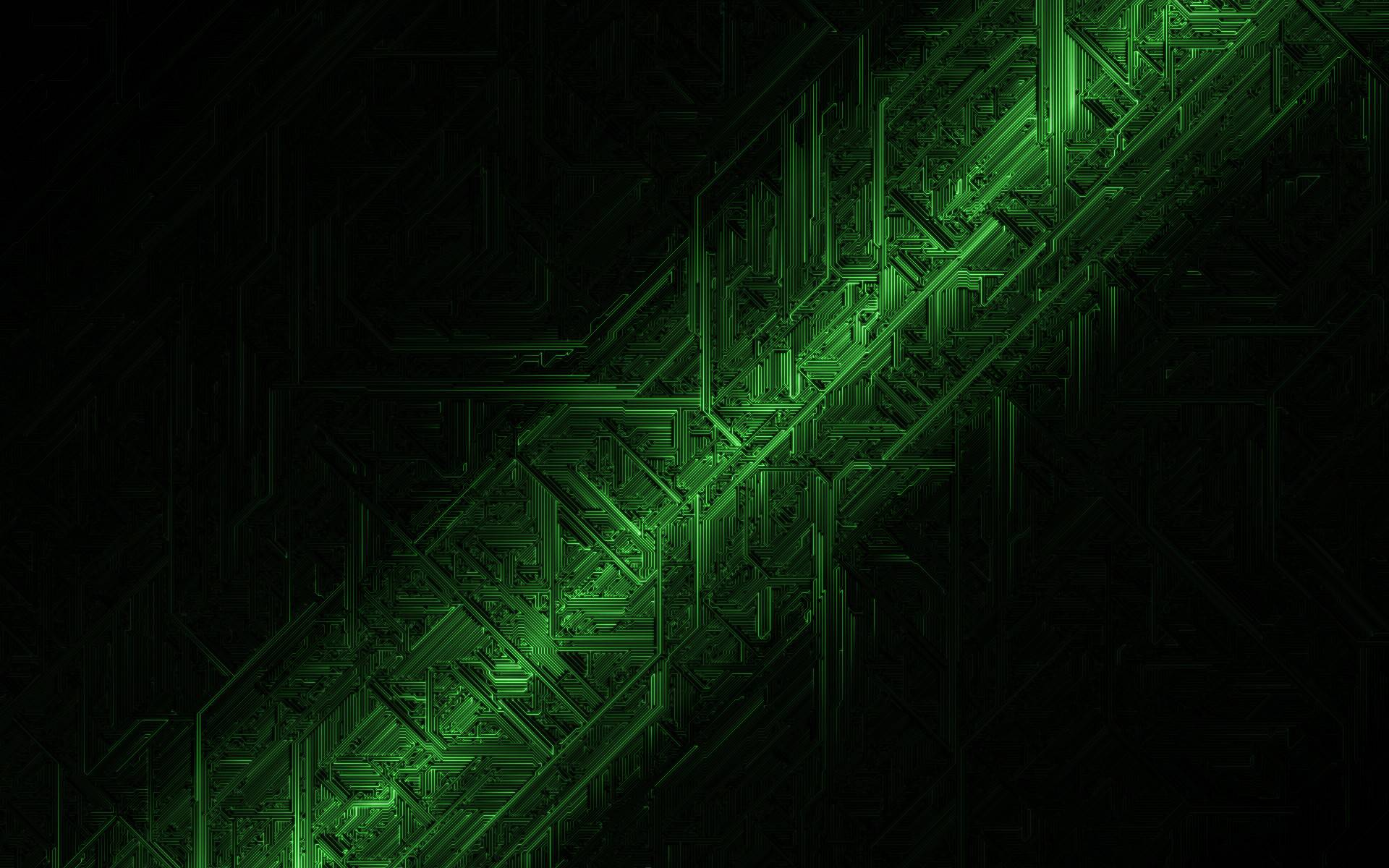 1920x1080 cool green stripes - photo #28