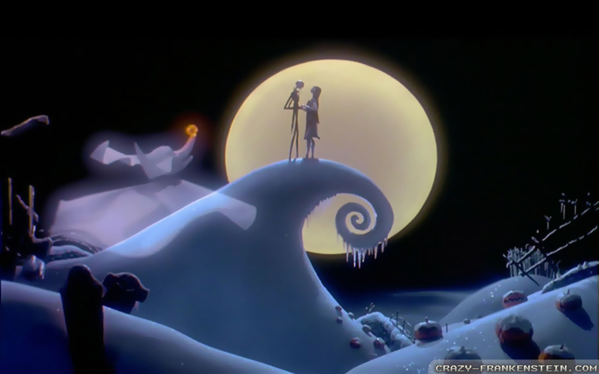 The Nightmare Before Christmas HD Wallpapers 1920x1200