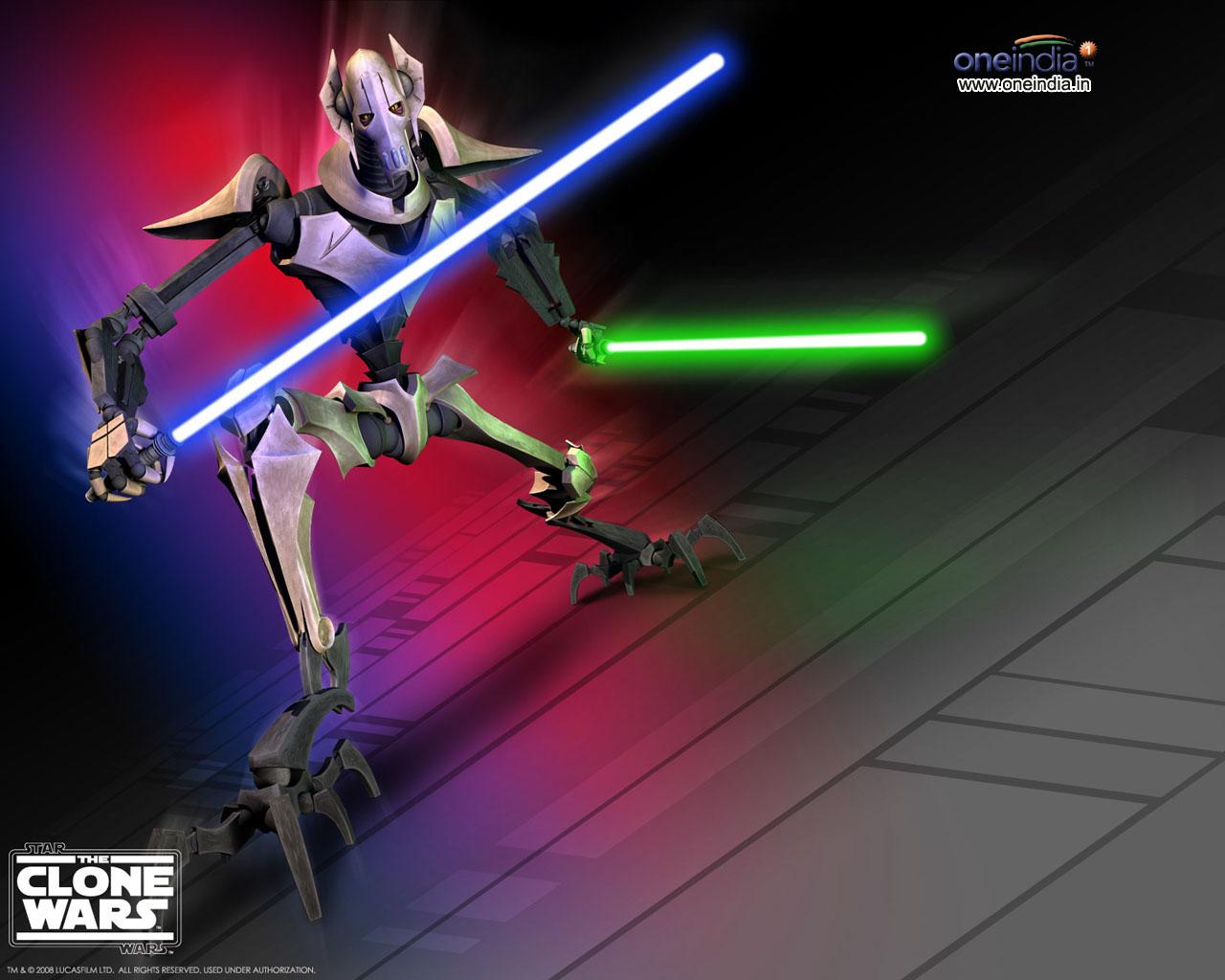 STAR WAR WALLPAPER Star Wars The Clone Wars Wallpaper 1280x1024