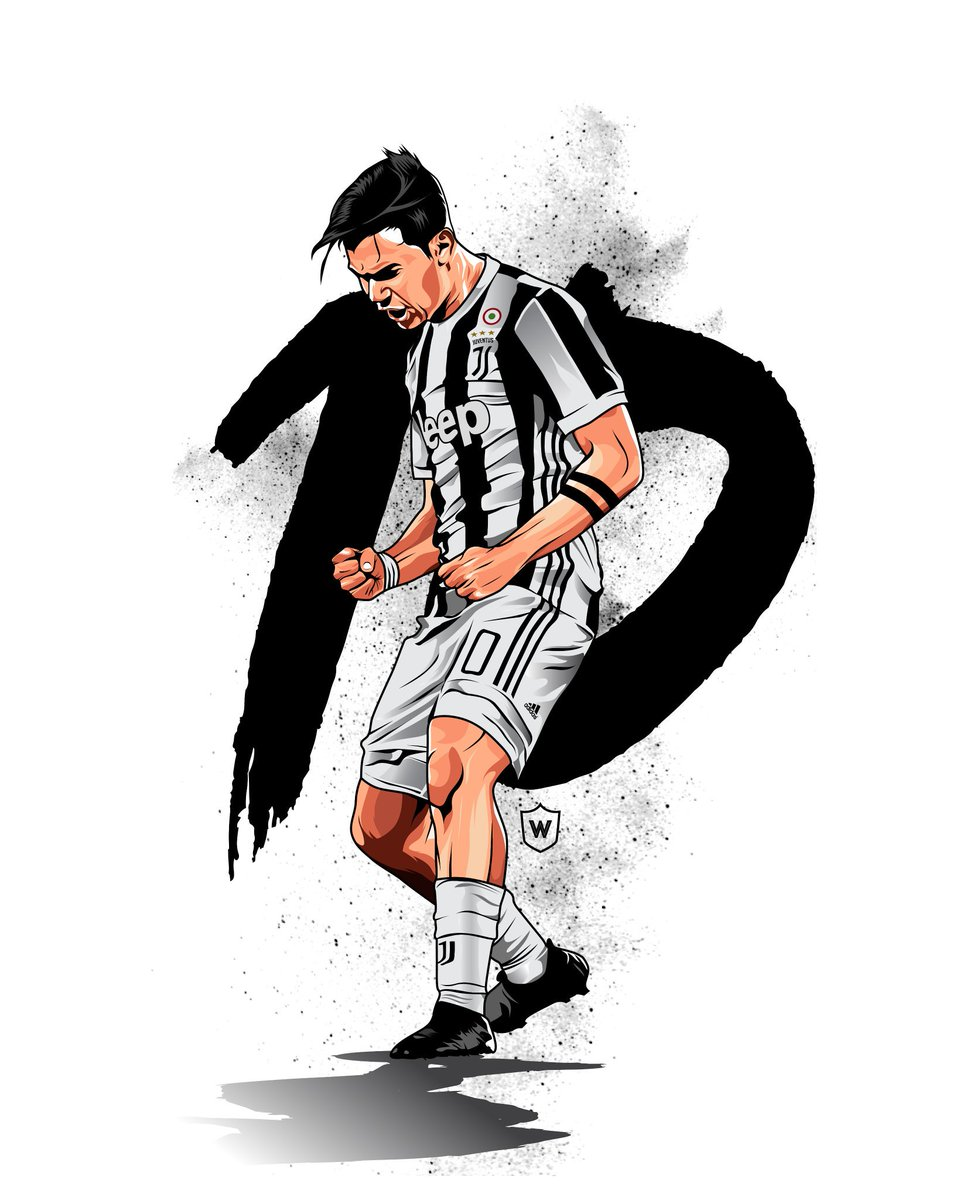 20 ] Dybala Cartoon Wallpapers On WallpaperSafari