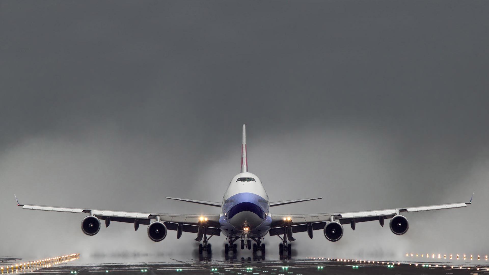 43 boeing 747 wallpaper on wallpapersafari - Boeing wallpapers for desktop ...