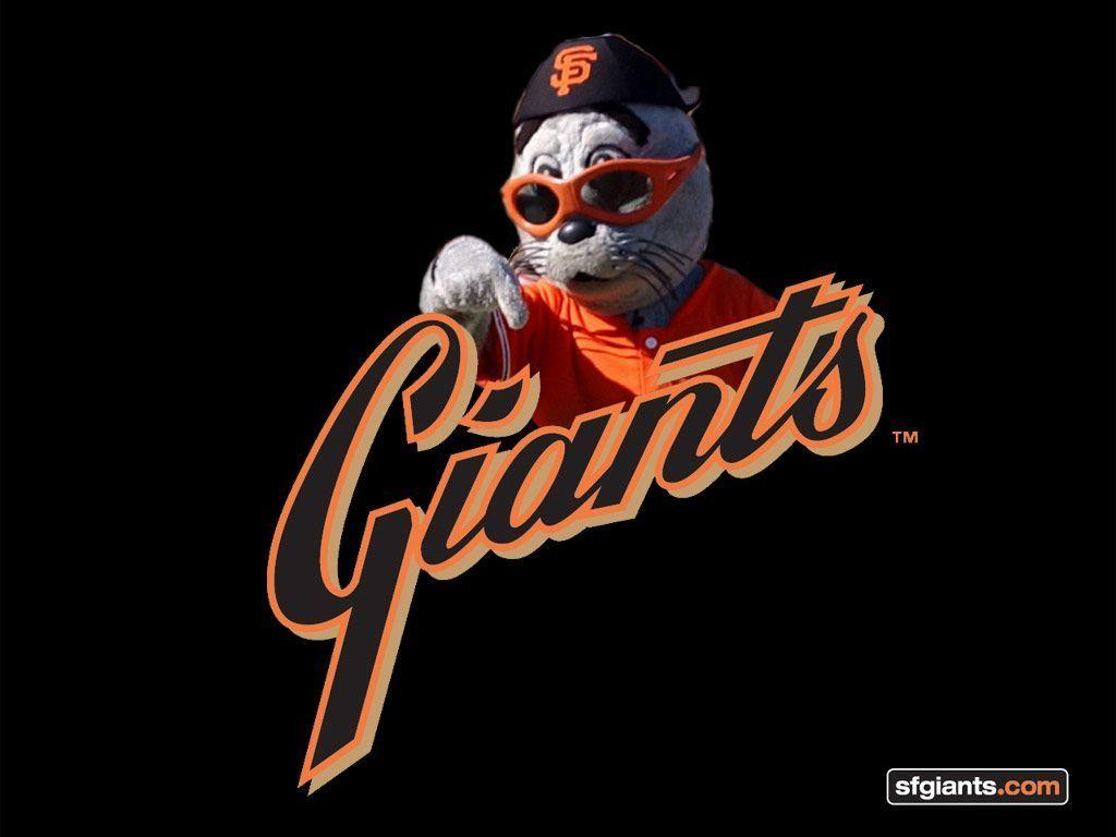 Free Download San Francisco Giants Logo Wallpapers 1024x768 For