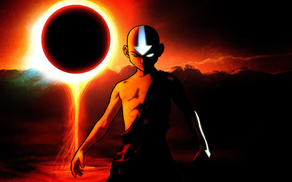 Free Download Avatar The Last Airbender Wallpaper Aang Avatar