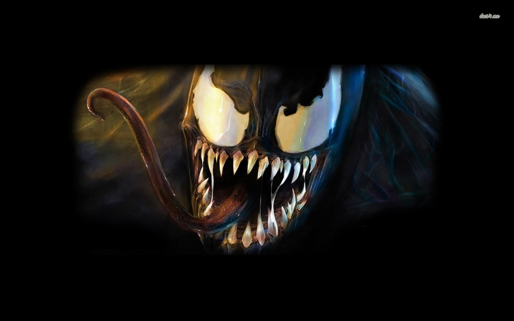 Venom Marvel Ultimate Alliance Game Wallpaper 1680x1050 pixel 1680x1050