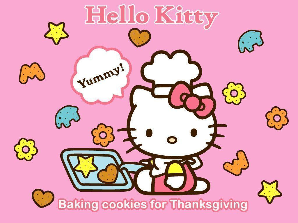 Hello Kitty 2015 Wallpapers 1024x768