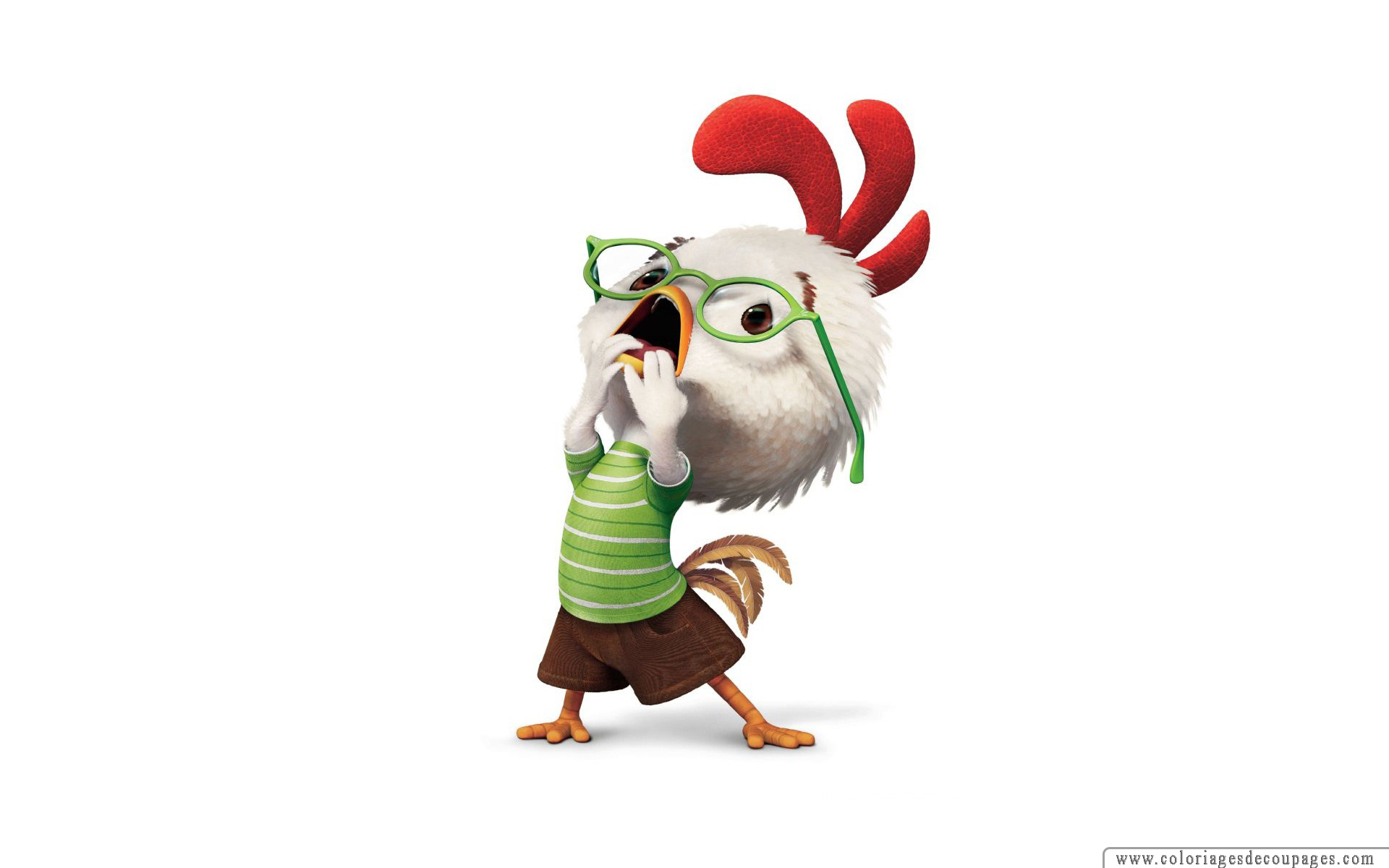 Chicken Little Funny Fond Ecran Fonds dcran HD Fonds dcran d 1920x1200