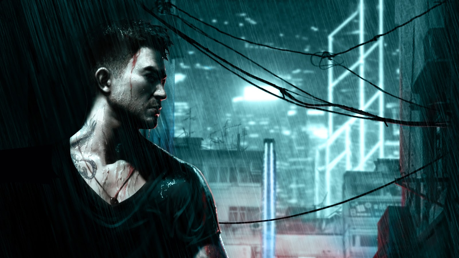 Sleeping Dogs Game Mystery Wallpaper 1600x900