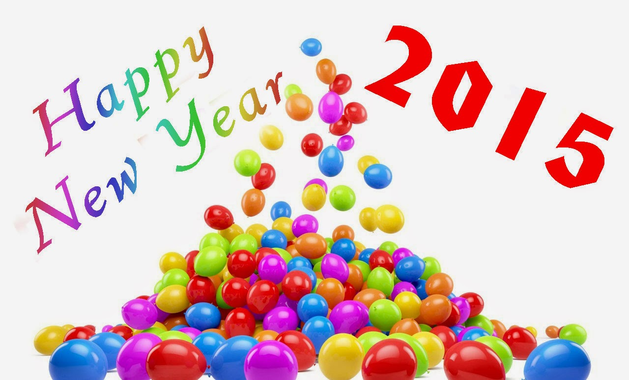 Wallpaper download new year 2015 - Ballon And Happy New Year 2015 Wallpaper Free 11608 Wallpaper High