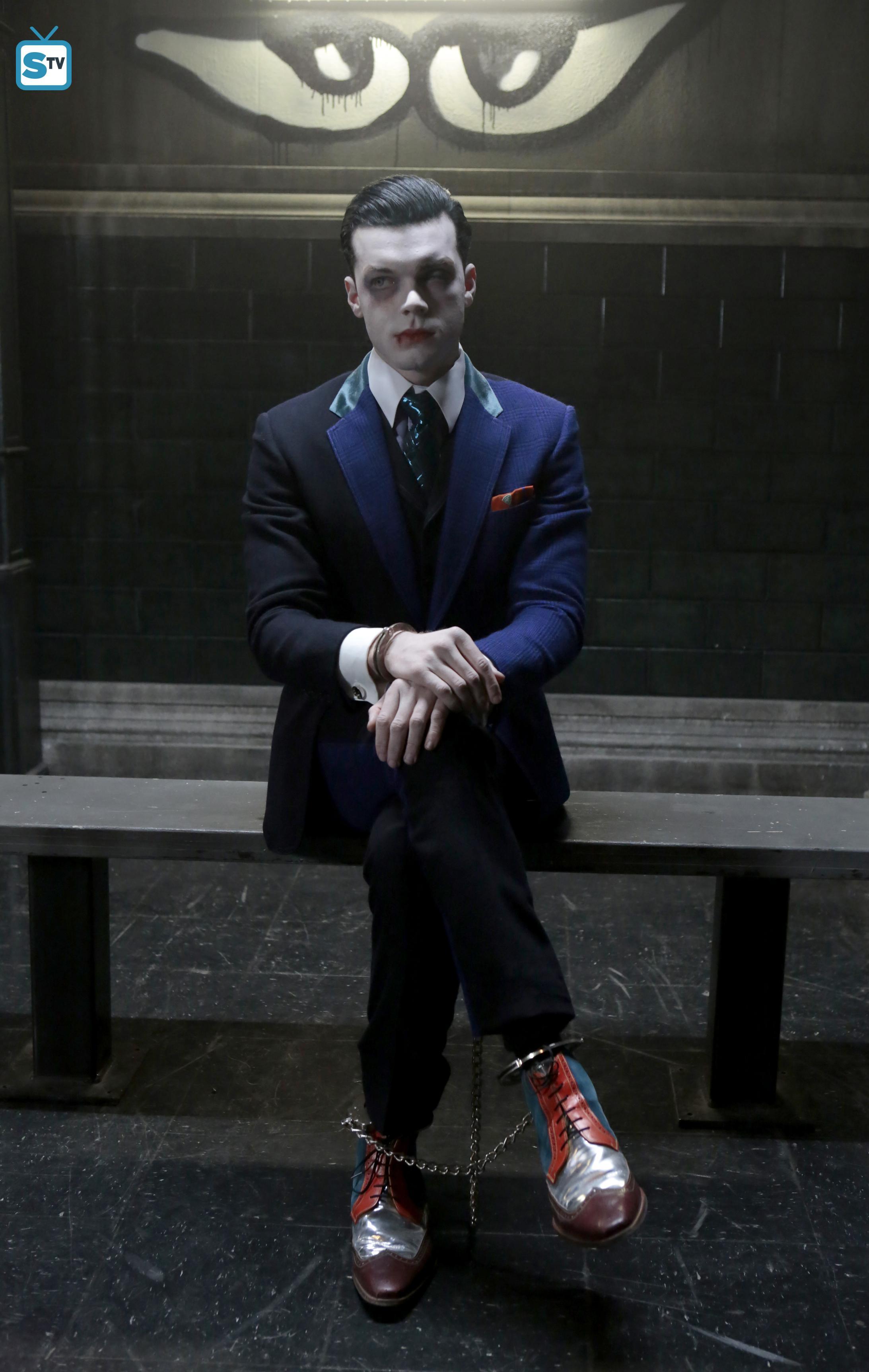 Gotham imgenes 4x22   No Mans Land   Jeremiah HD fondo de 2185x3450
