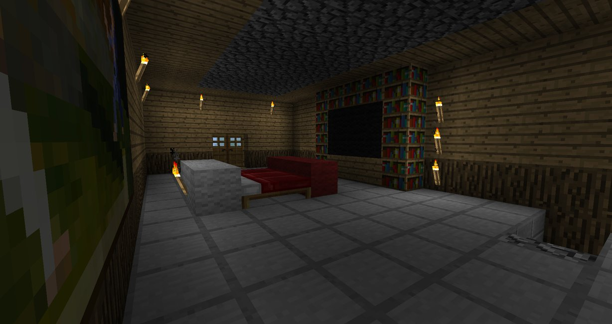 Minecraft Room by brunobsb 1228x651