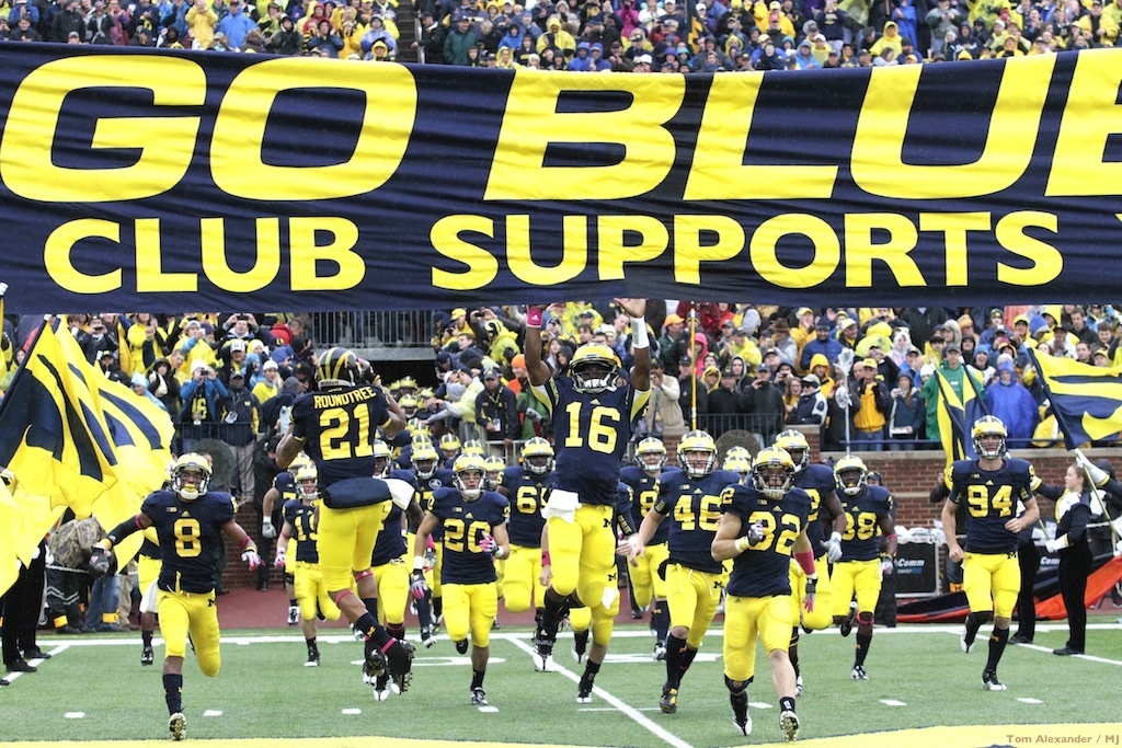 TopOveralls Michigan Football   news and pictures 1024x683