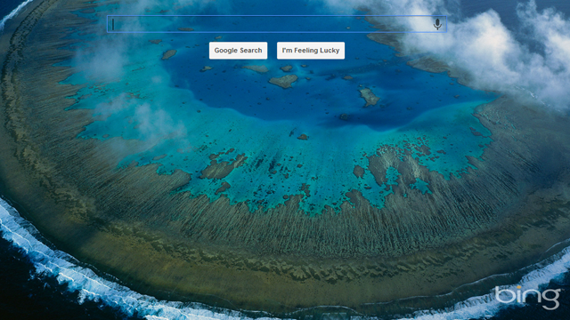 Get Creative with Bing Wallpapers for Your Google Search Background 640x360