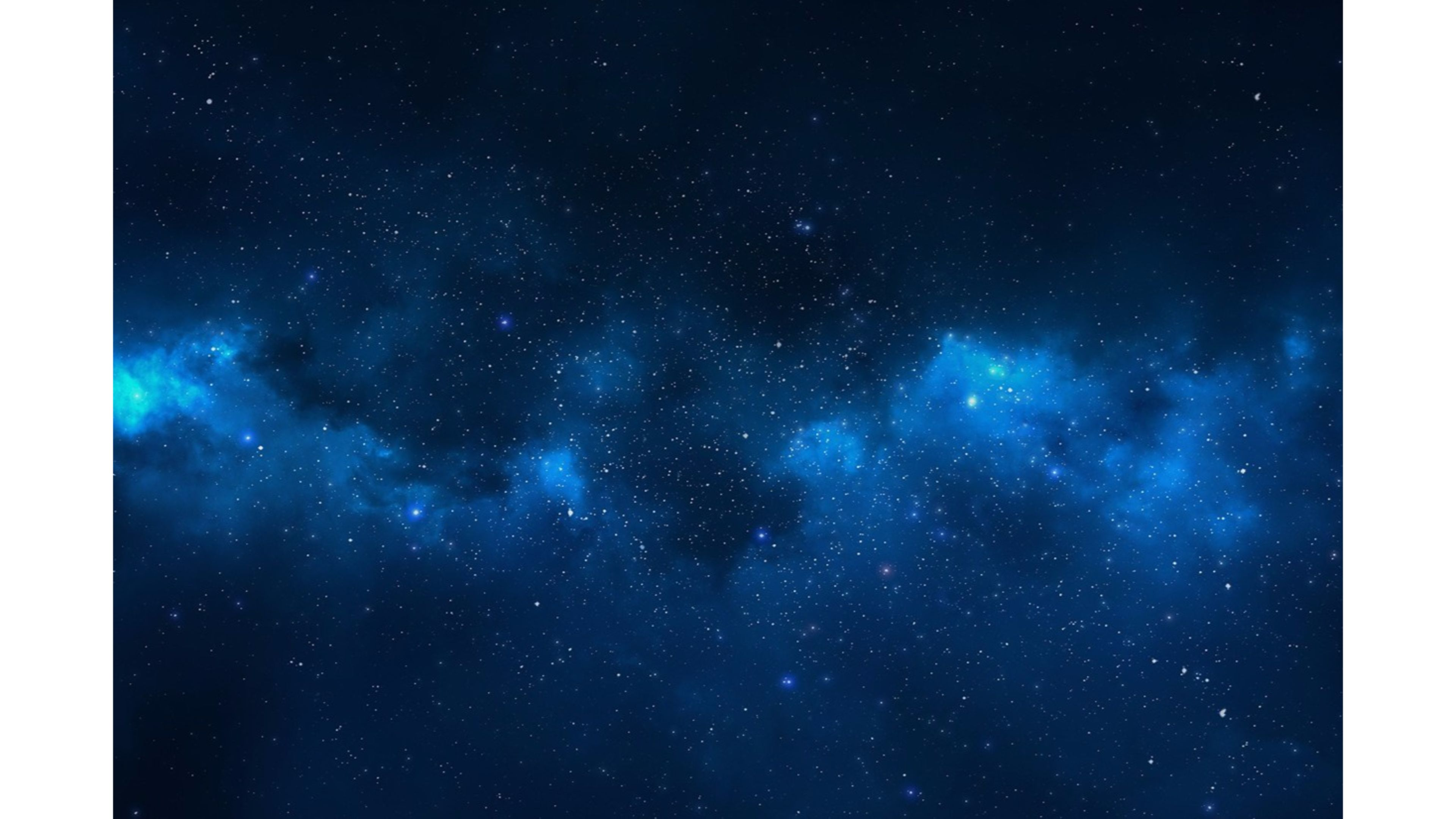 Blue Space 4K Wallpaper 4K Wallpaper 3840x2160