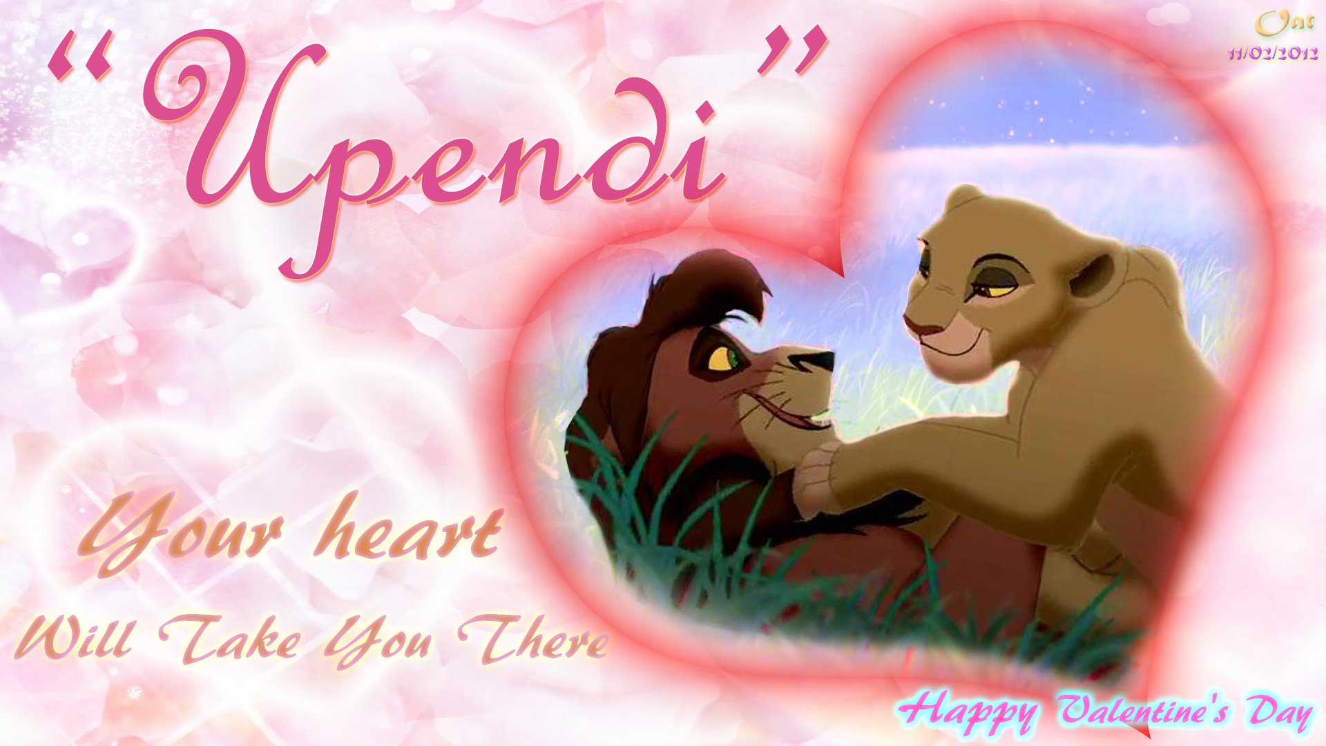 Disney Couples   Disney Valentines Day Wallpaper 34476625 1920x1080