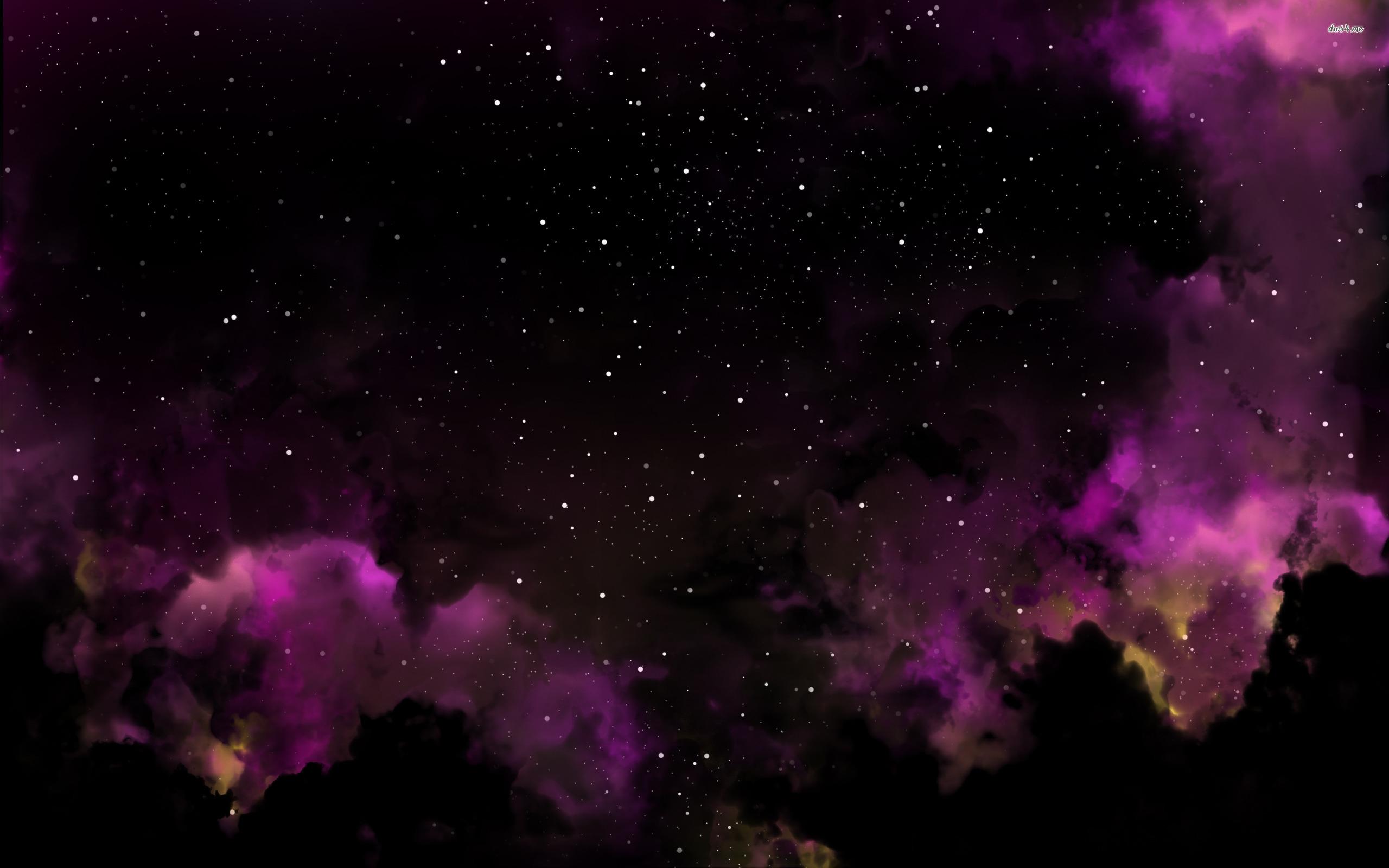 purple nebula wallpaper - photo #24
