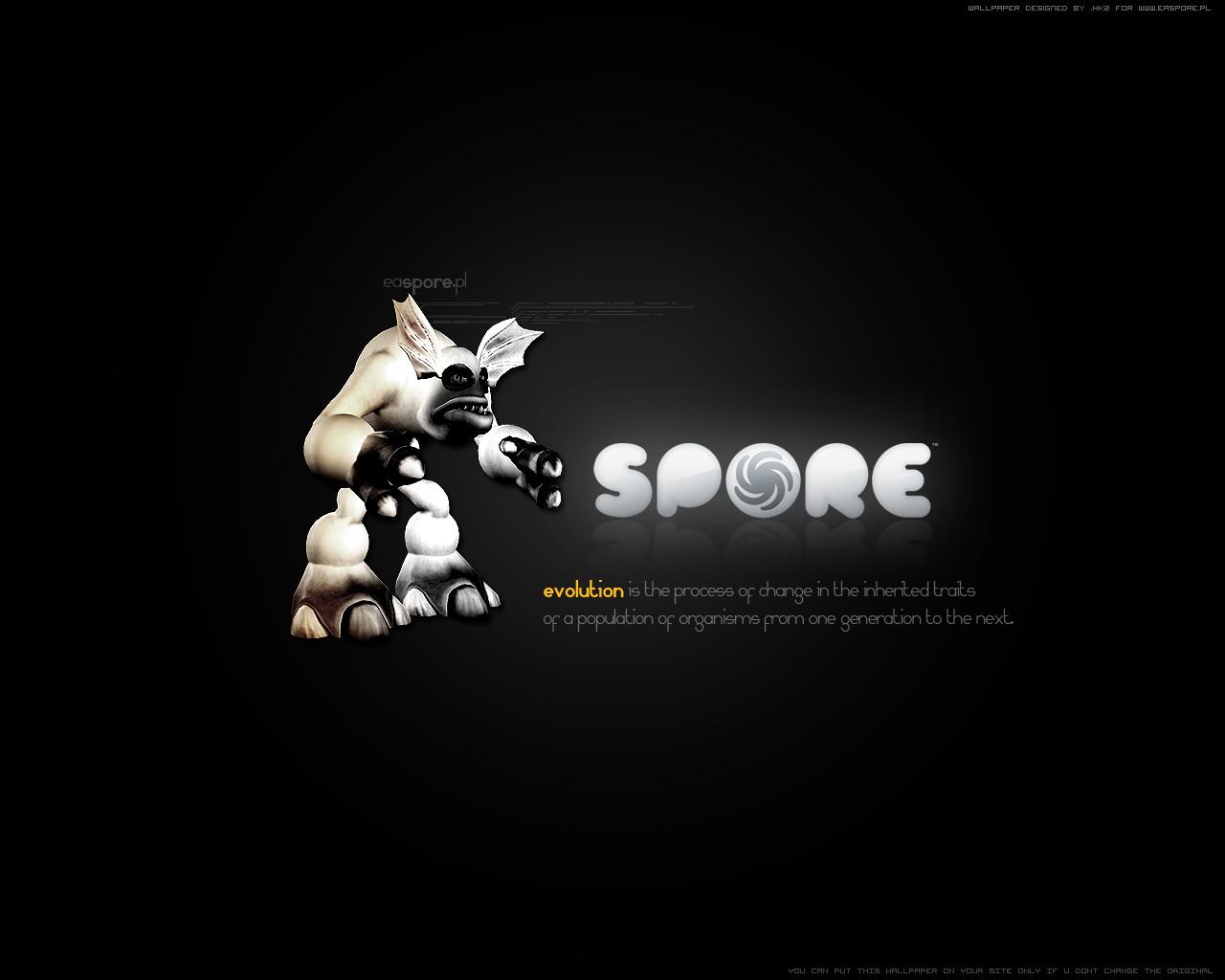 Spore Wallpaper 1280x1024