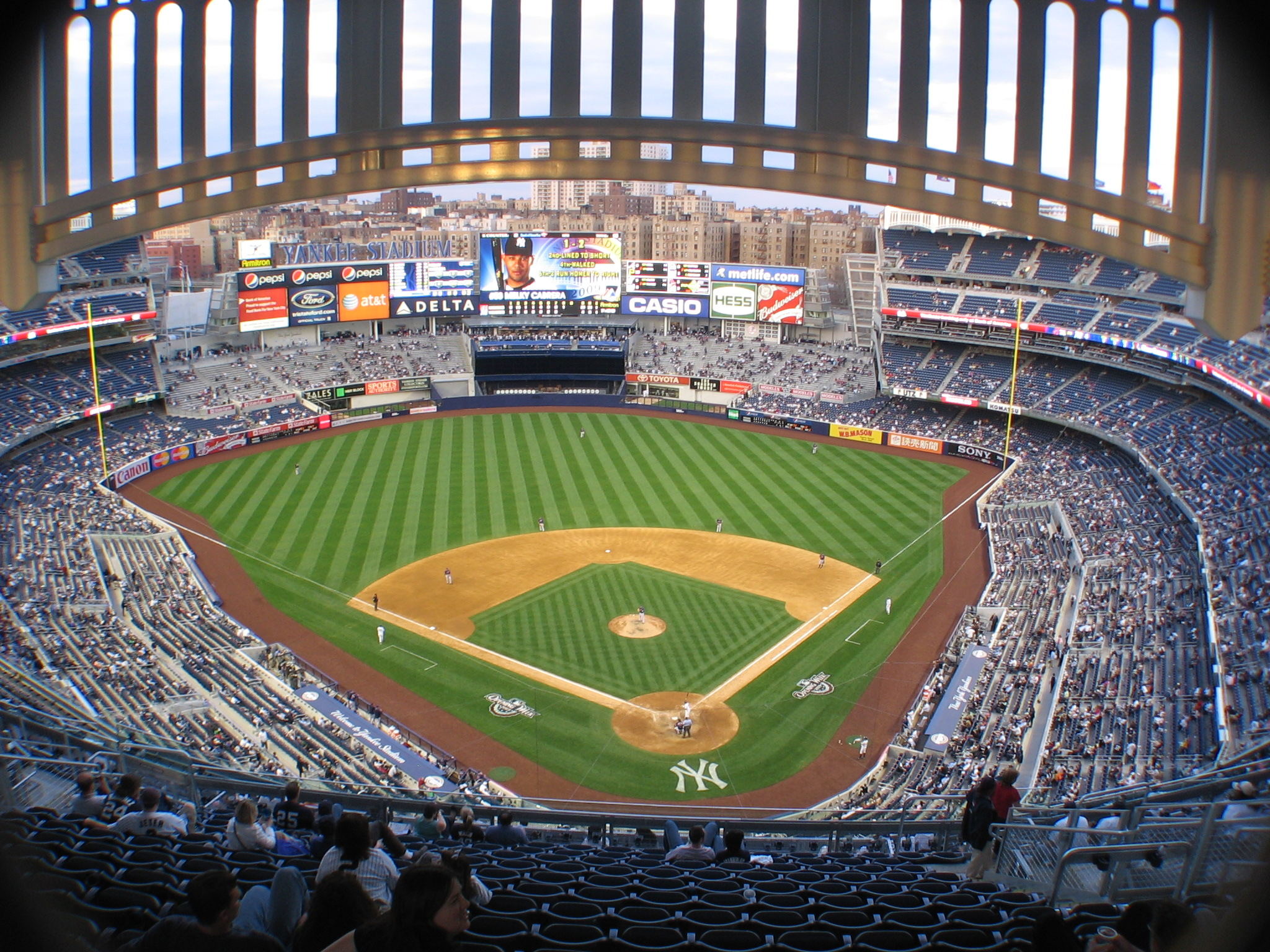Home of the New York Yankees  American League 2048x1536
