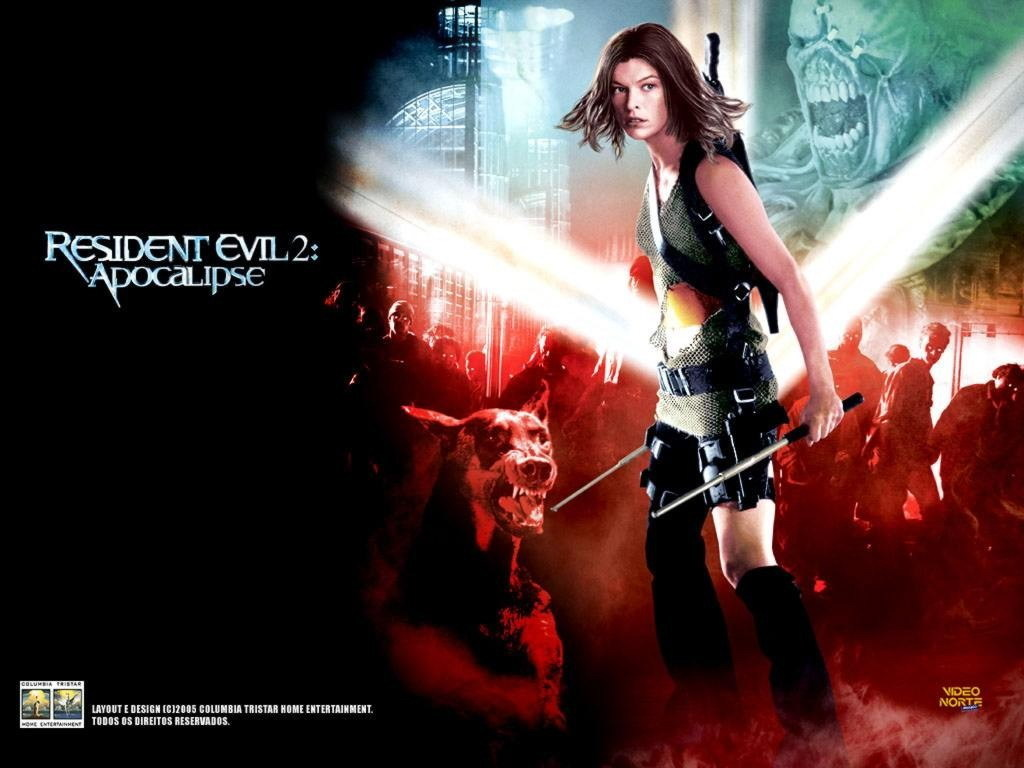 resident evil movies wallpaper