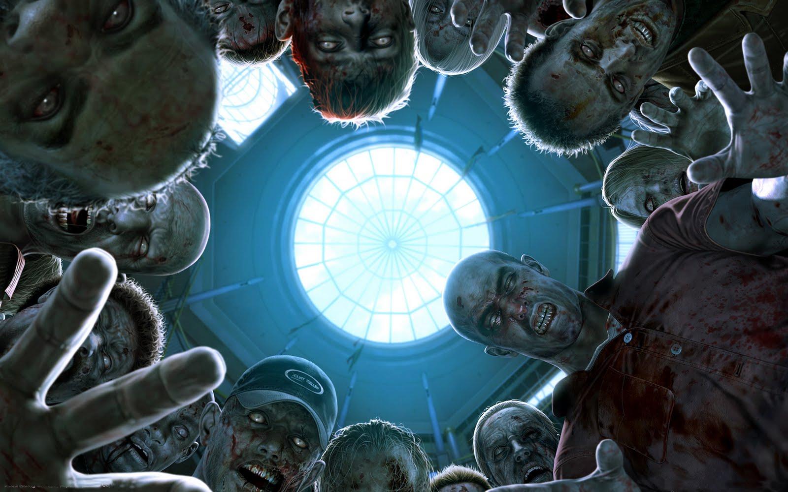 Zombie Apocalypse HD Wallpapers 1600x1000