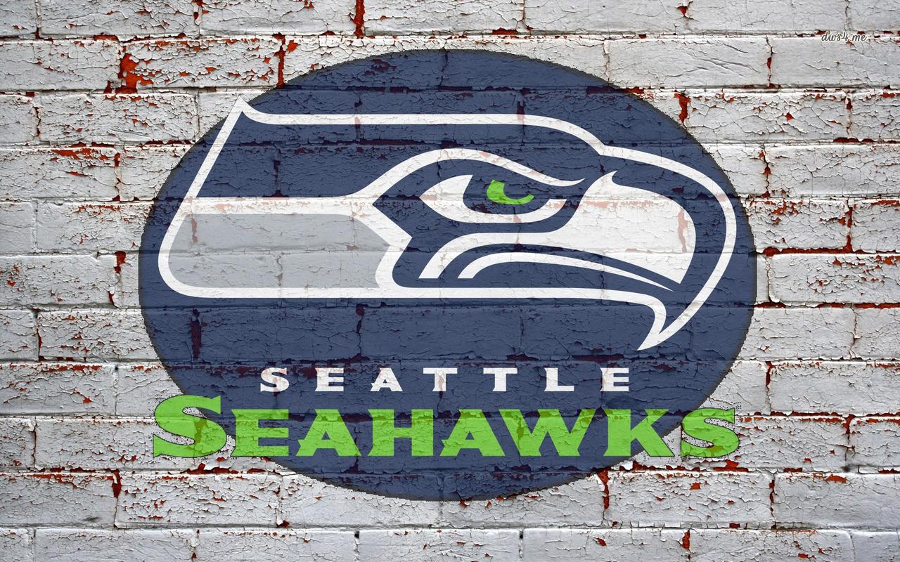 Seattle Seahawks Logo wallpaper   Sport wallpapers   29526 1280x800