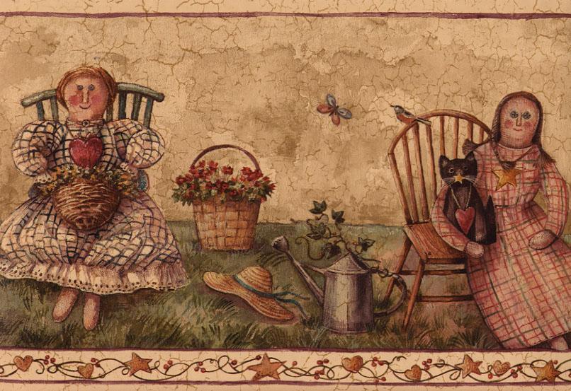 country kitchen wallpaper borders   weddingdressincom 806x553