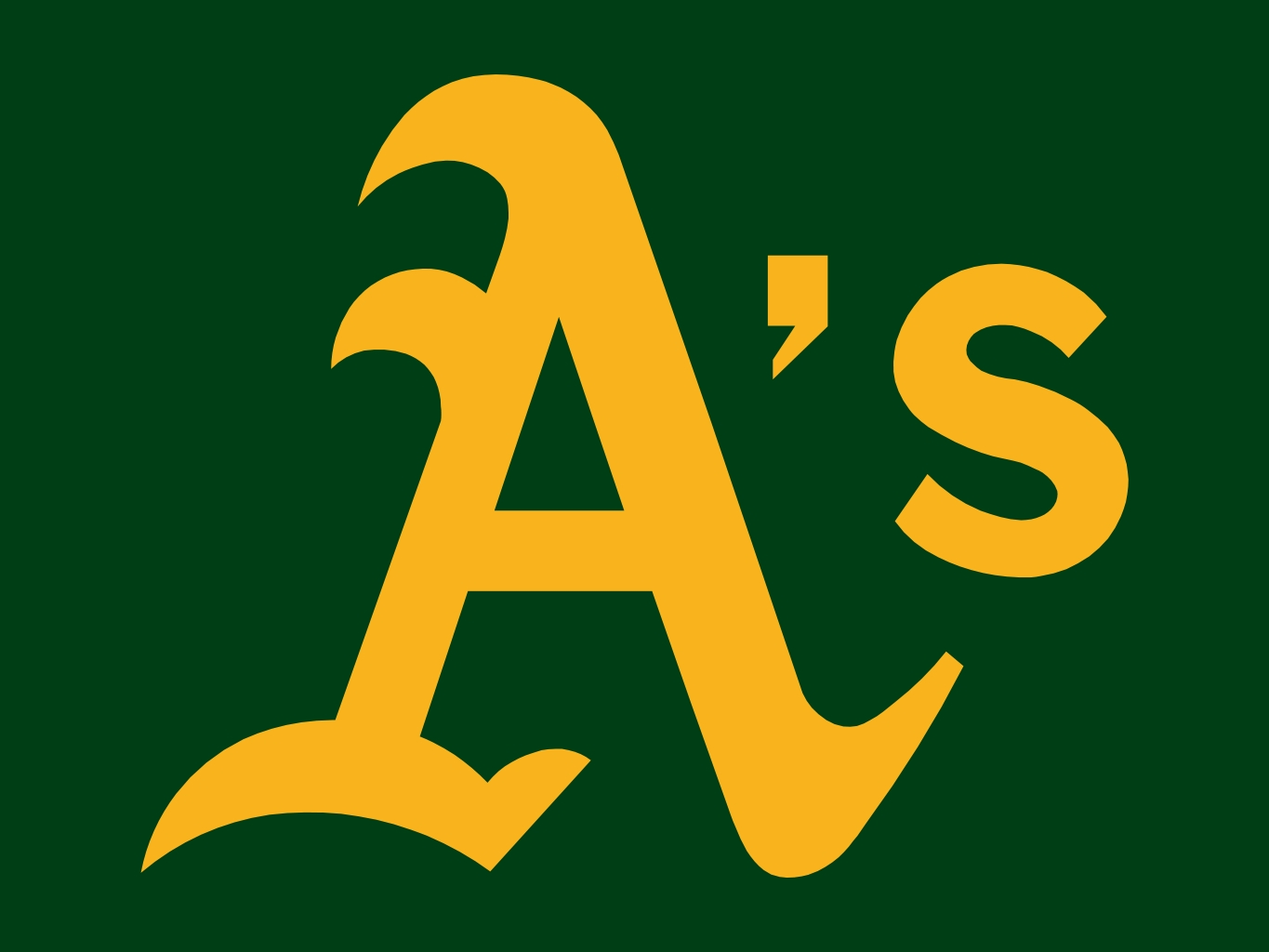 Oakland Athletics Wallpaper 11   1365 X 1024 stmednet 1365x1024