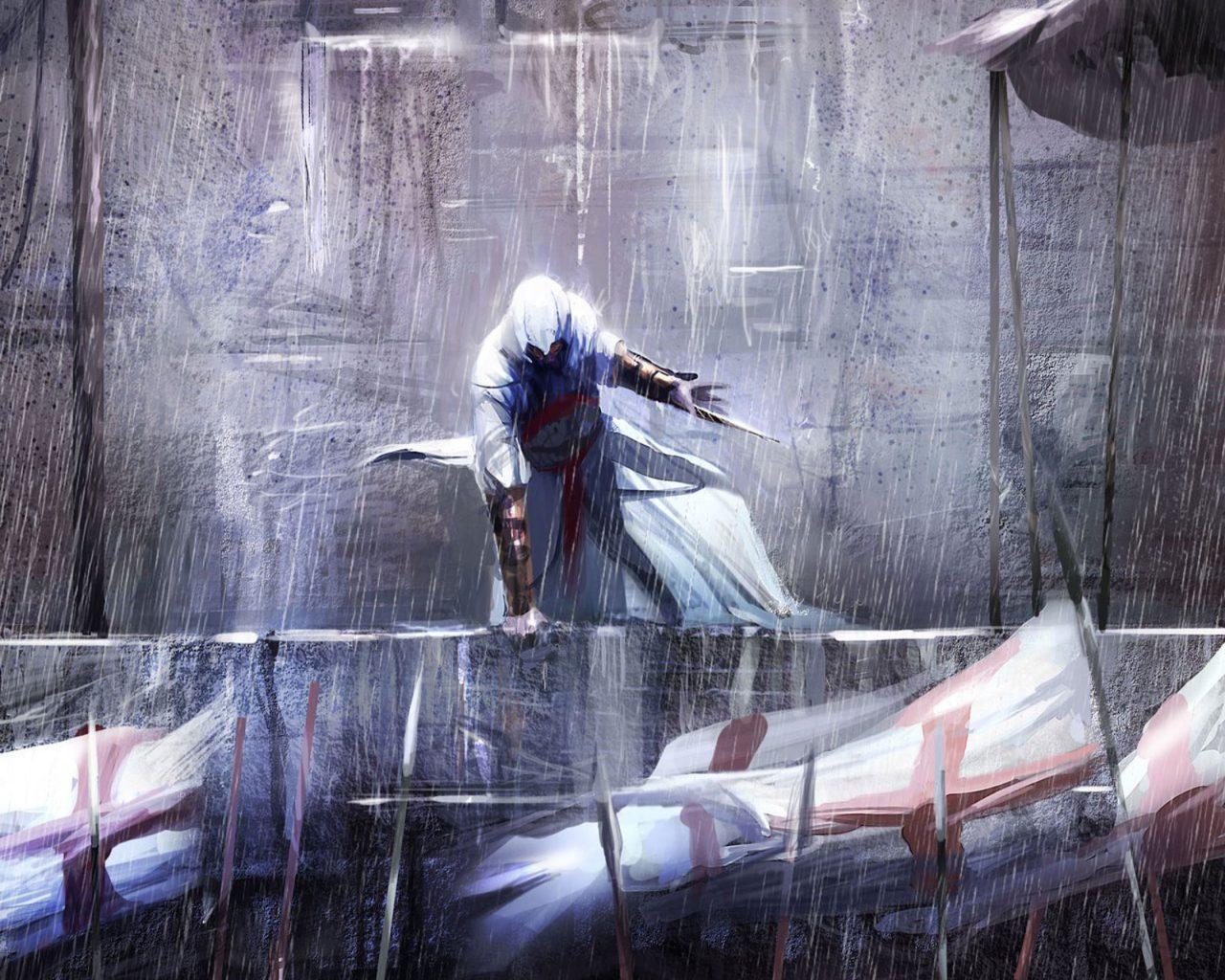 wallpaper de Assassins Creed 2 a 1280x1024 Fotos e imagenes de 1280x1024