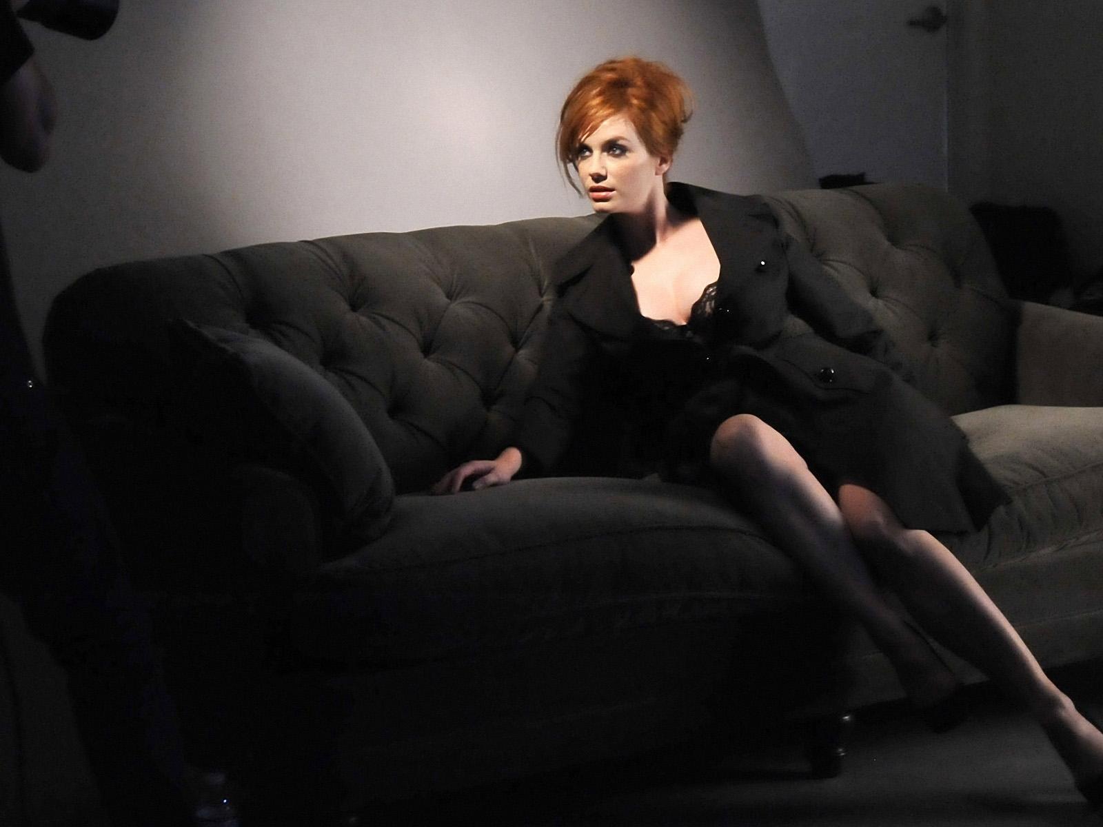 25 The Best Of Christina Hendricks Sexy Images 1600x1200