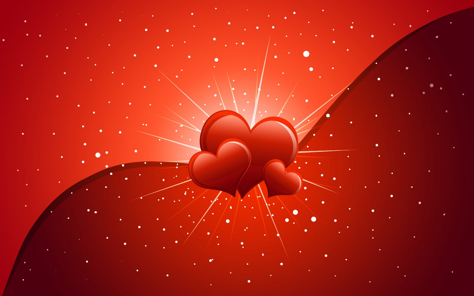 Wallpapers Romantis Valentines Day 2013 Cybermales 1600x1000