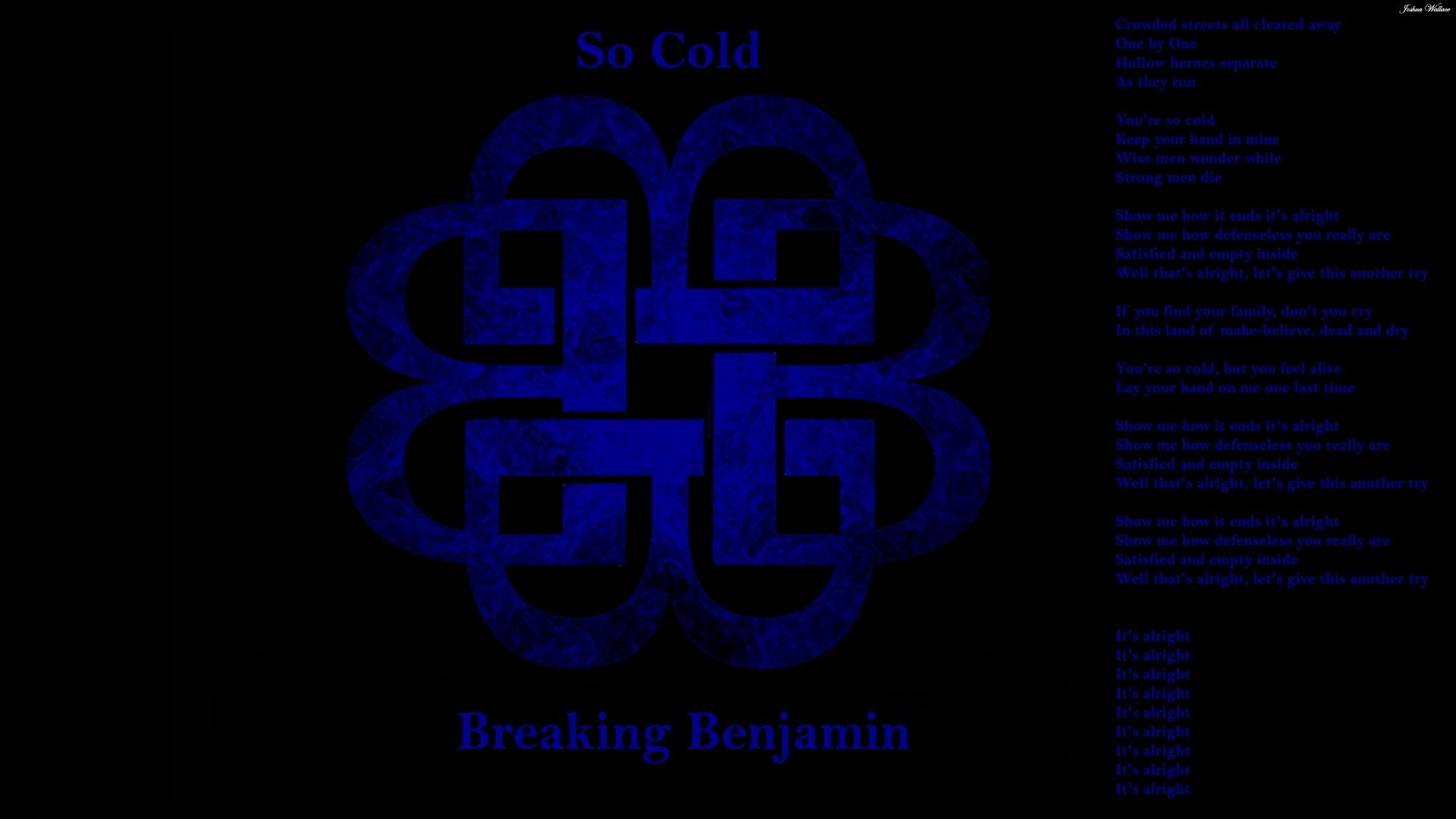 Benjamin Black Breaking Benjamin Wallpaper Wallpapers Download 1920x1080