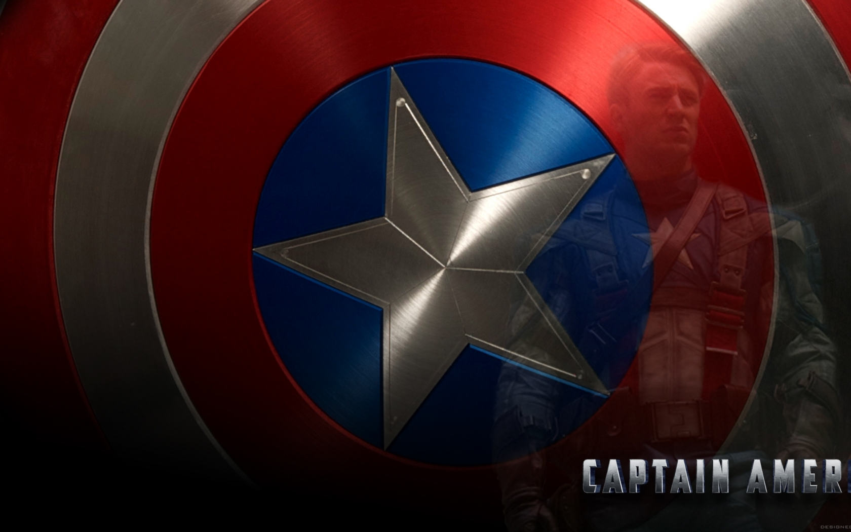 captain america shield chris evans 2560x1440 wallpaper High Resolution 1680x1050