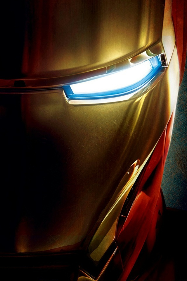 Iron Man iPhone 4 Wallpaper and iPhone 4S Wallpaper 640x960