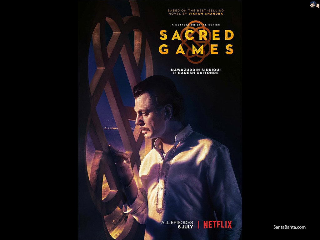 Sacred Games Wallpaper 3 1024x768