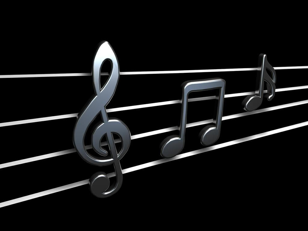 Music Notes Wallpaper 10178 Hd Wallpapers in Music   Imagescicom 1024x768