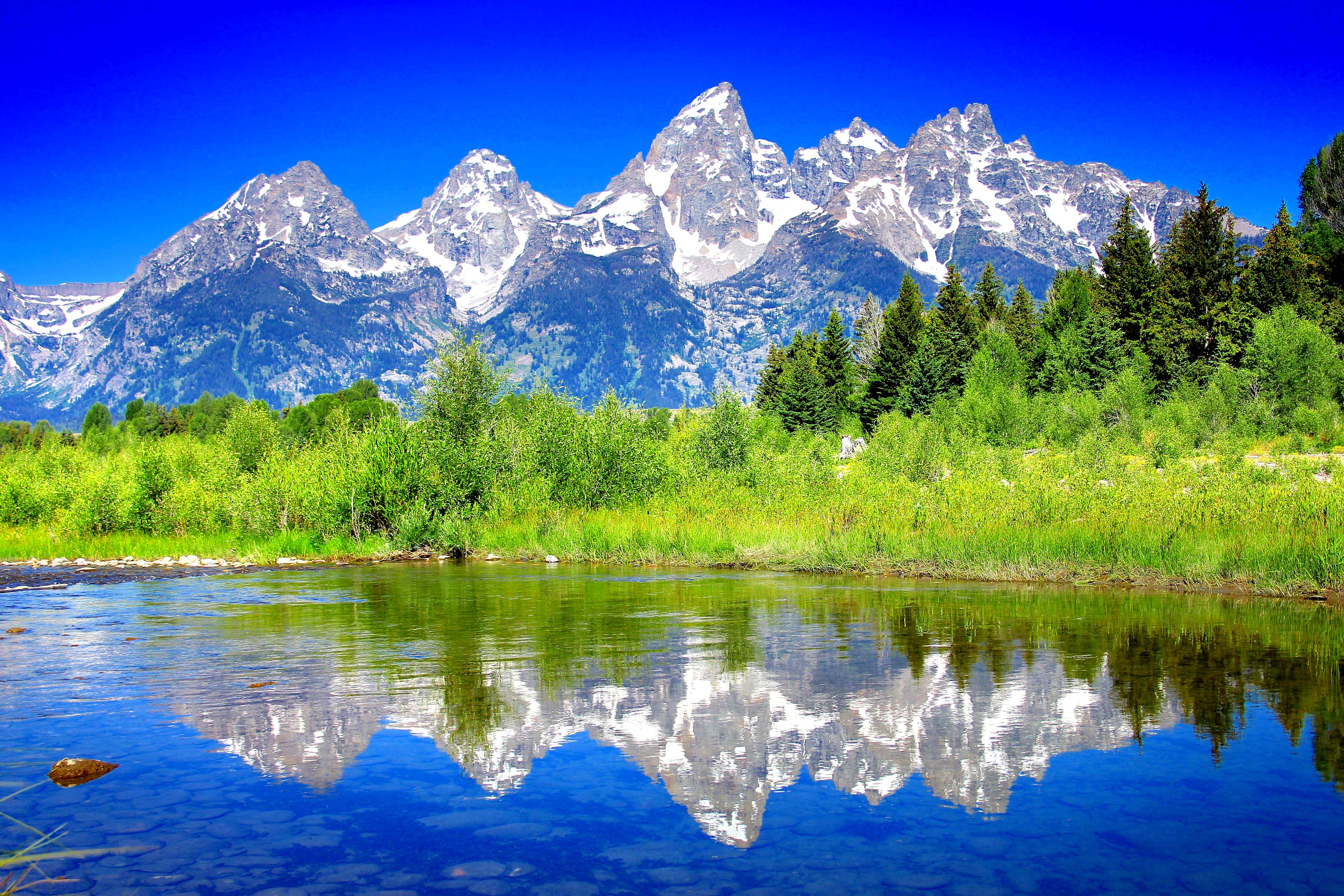 25 Grand Teton National Park HD Wallpapers Background Images 3600x2400