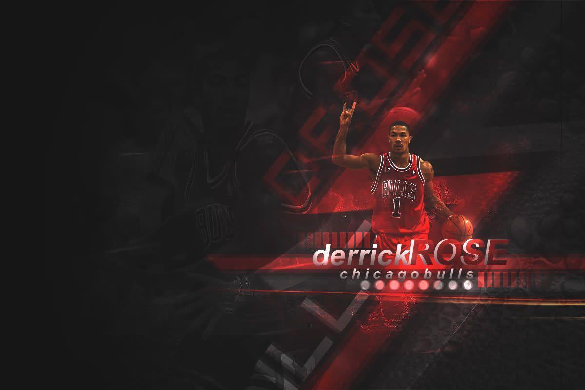 Derrick Rose Backgrounds 1200x800