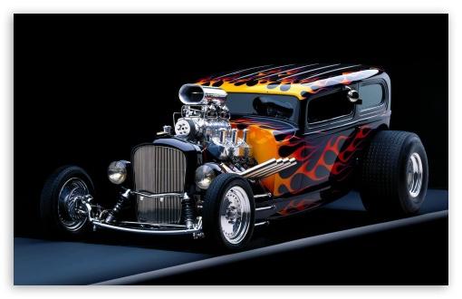Hot Rod HD wallpaper for Standard 43 54 Fullscreen UXGA XGA SVGA 510x330