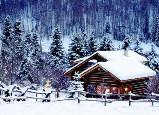 free desktop wallpaper winter snow 530x383