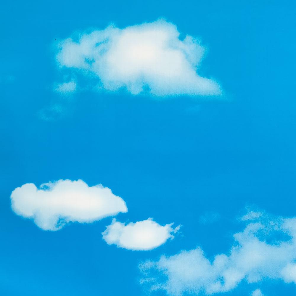 Blue Sky   Self Adhesive Wallpaper Home Decor Roll 1000x1000