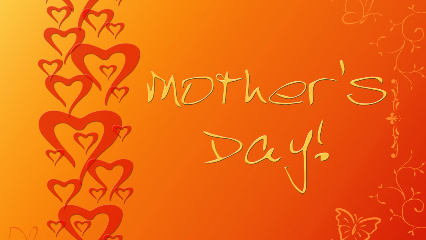 Mothers Day Desktop Background Wallpapers Desktop Background 1360x768
