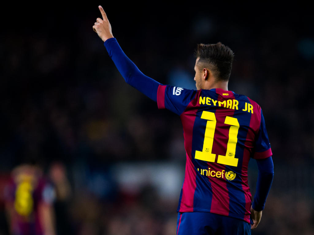Primera Divisin Nieuws Neymar Met die druk moet hij 1024x768