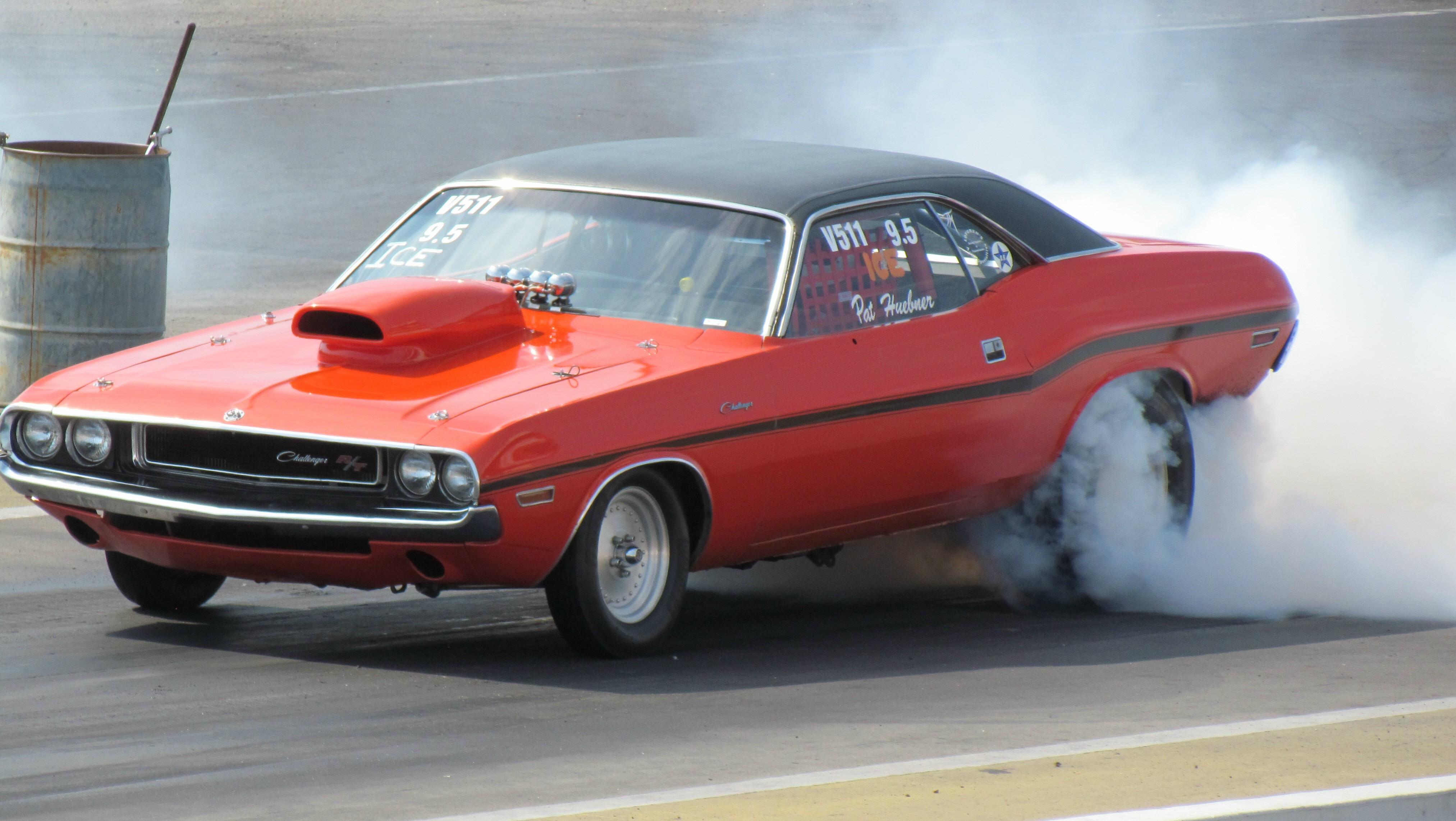 1970 dodge challenger r t drag car wallpaper forwallpaper com