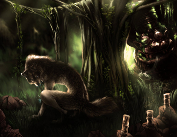 ancient werewolf wallpaper - photo #12
