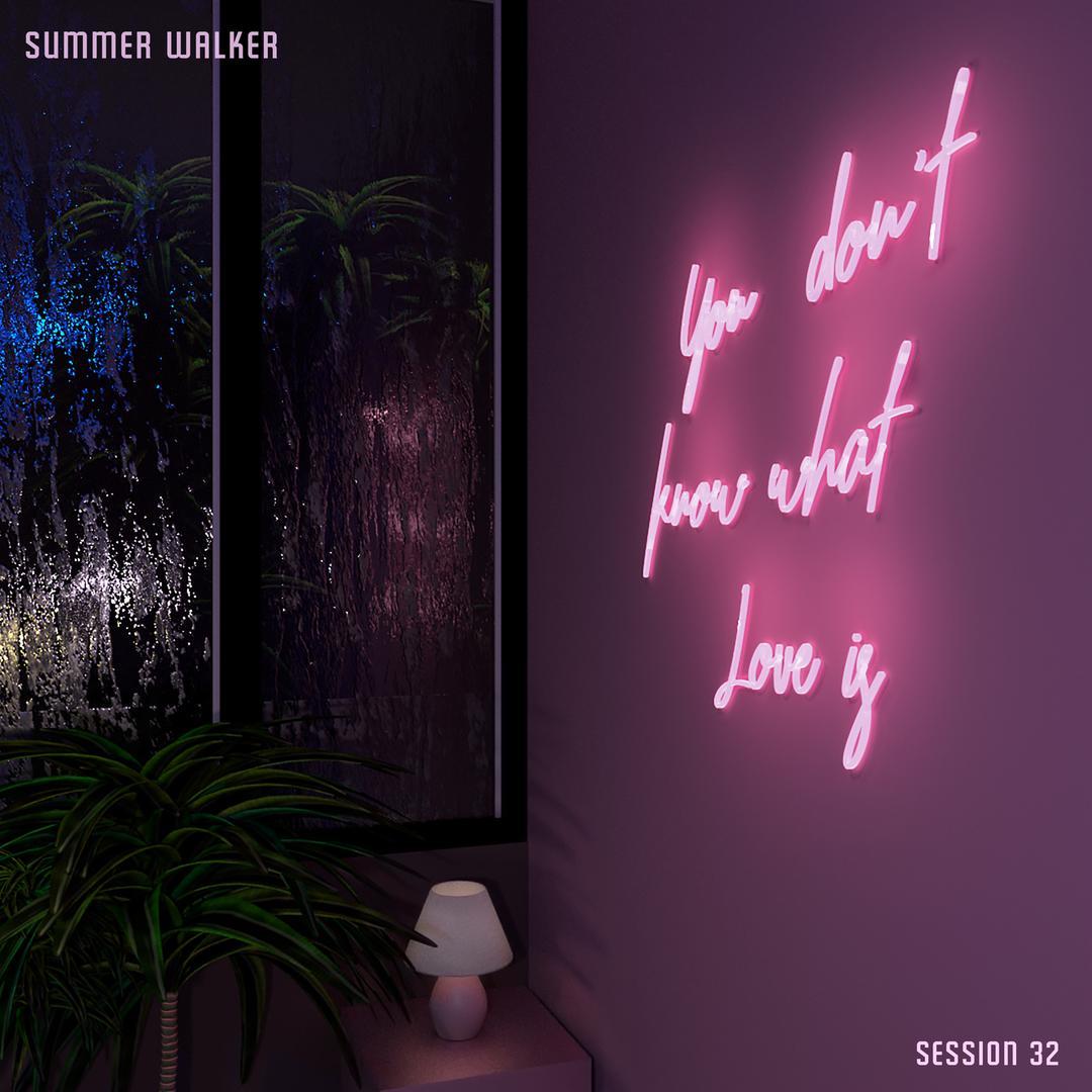 Session 32 Single by Summer Walker   Pandora 1080x1080