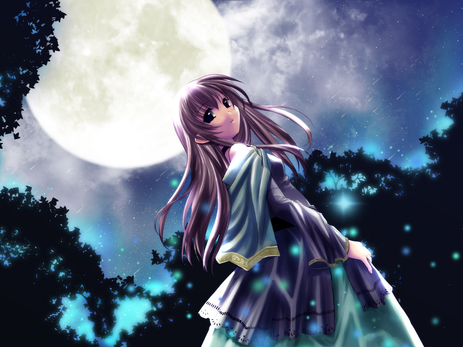 Download Anime Cute Wallpaper 1600x1200   Wallpoper #174033