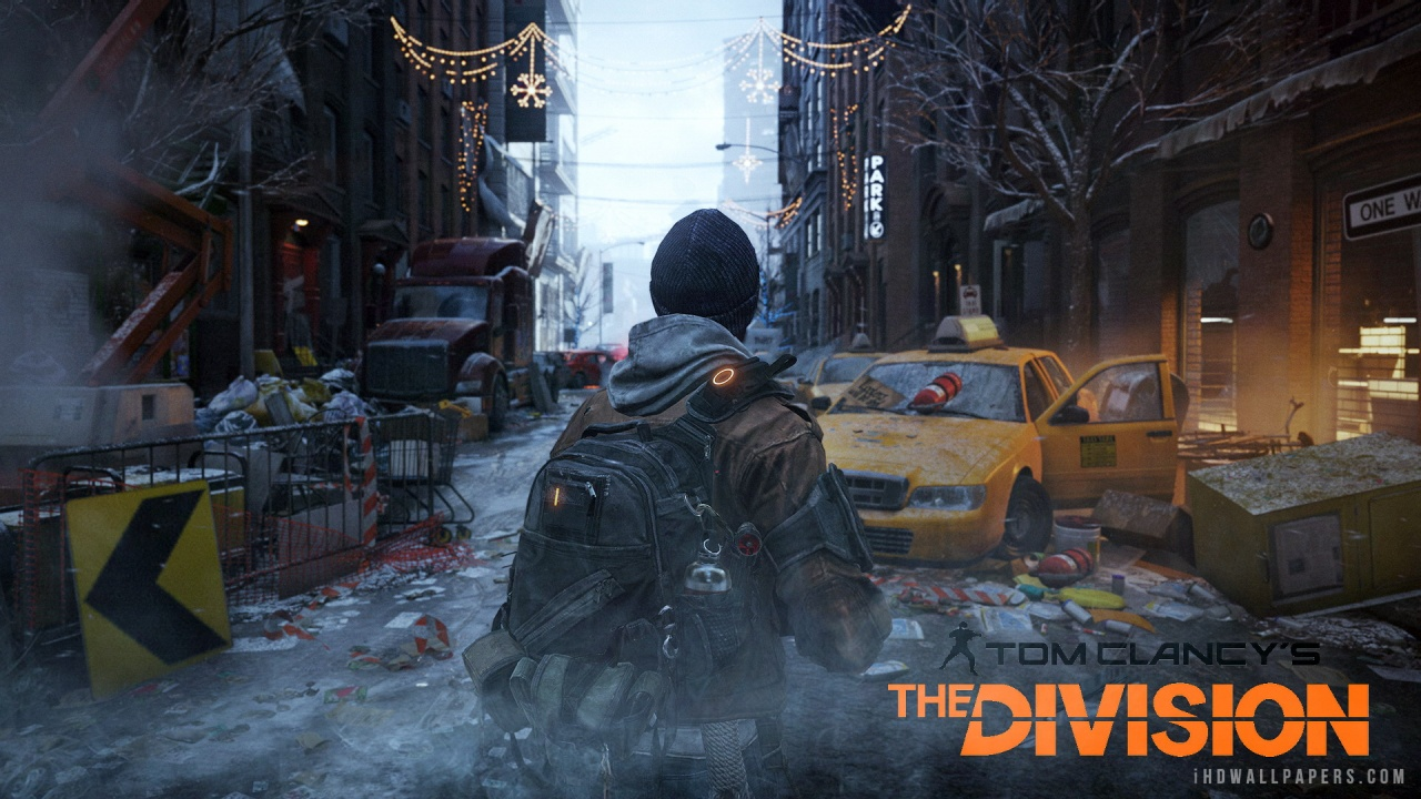 Tom Clancys The Division Wallpaper 1280x720