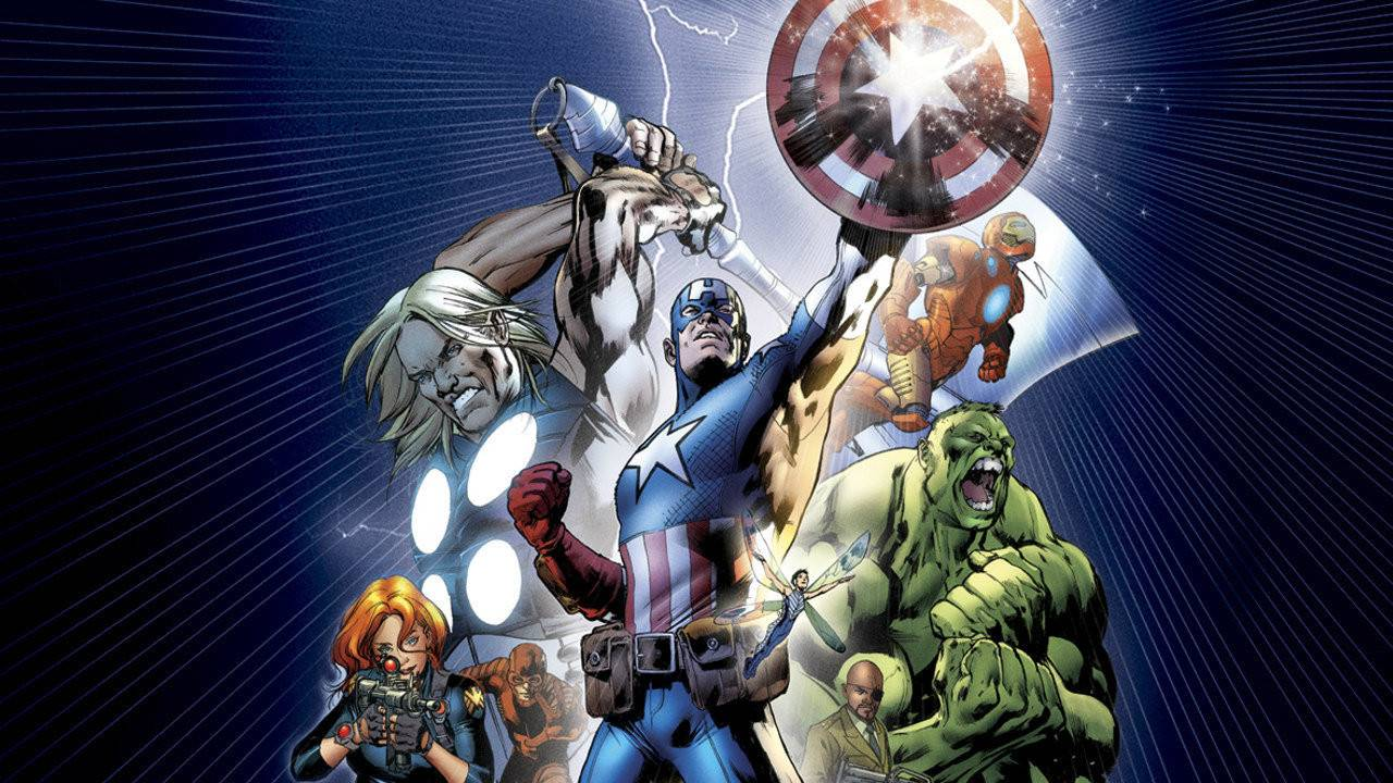 Ultimate Avengers 2 Wallpaper - WallpaperSafari
