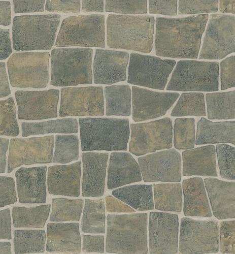 Stone Wall Wallpaper Roll at Menards 463x500