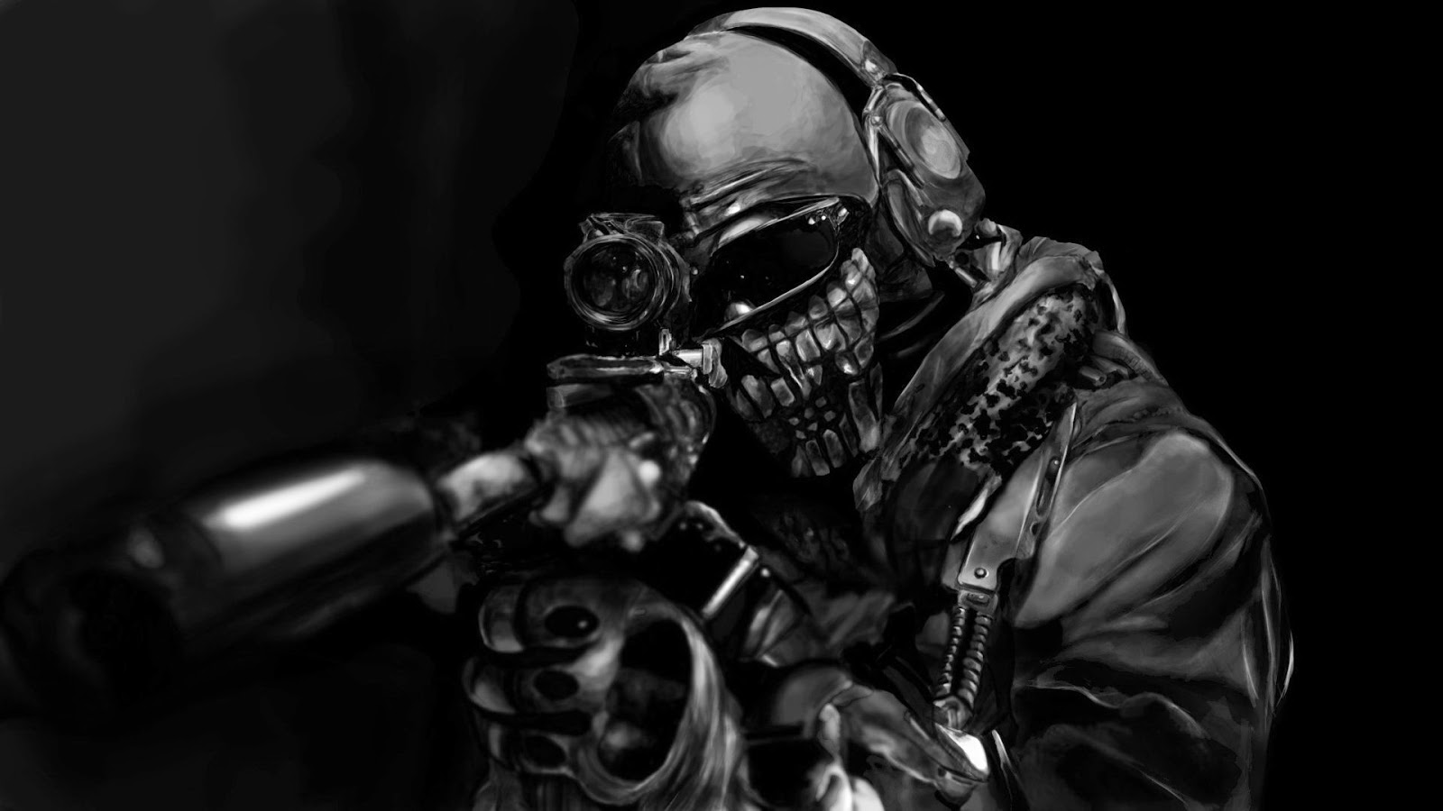Call Of Duty Ghosts 2 HD Wallpapers   Walls720 1600x900