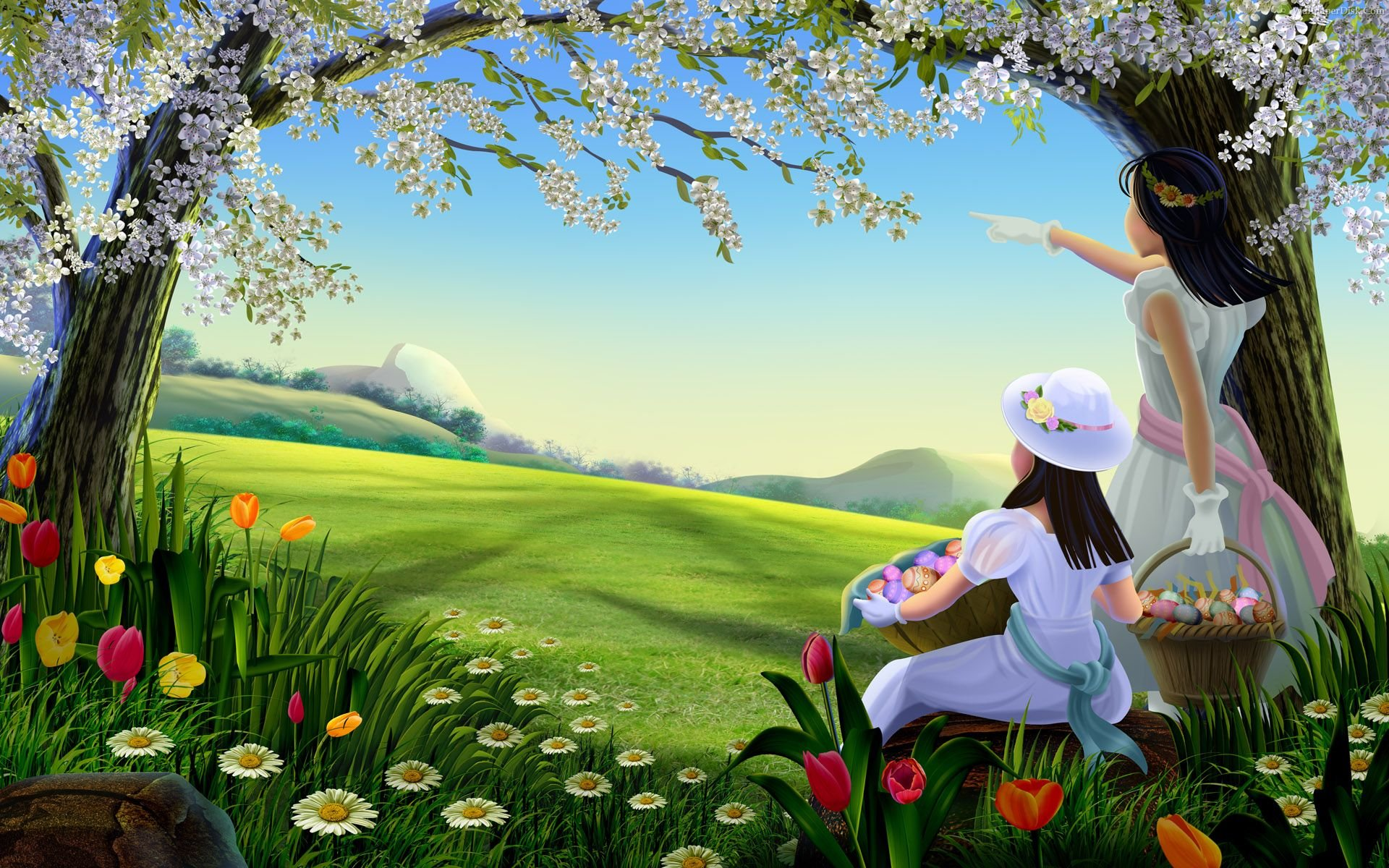 wallpaper Spring Background hd wallpaper background desktop 1920x1200